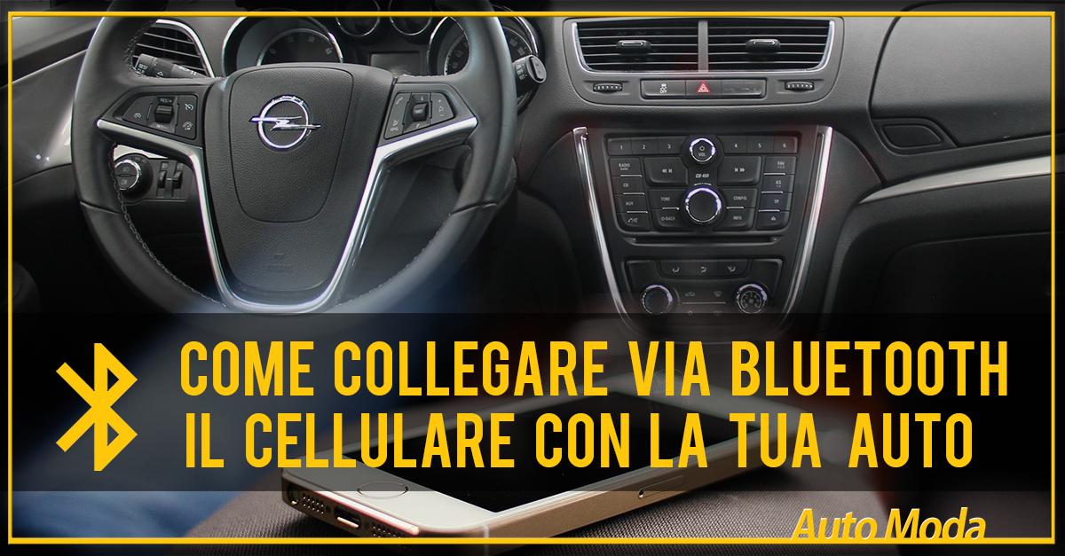 Bluetooth per auto