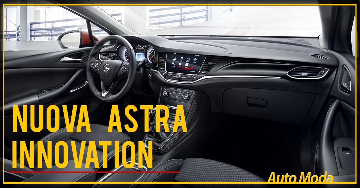 Nuova Astra Innovation